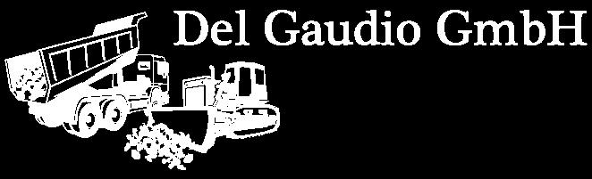 Del Gaudio GmbH Ausschachtung Landschaftsbau Abbruch